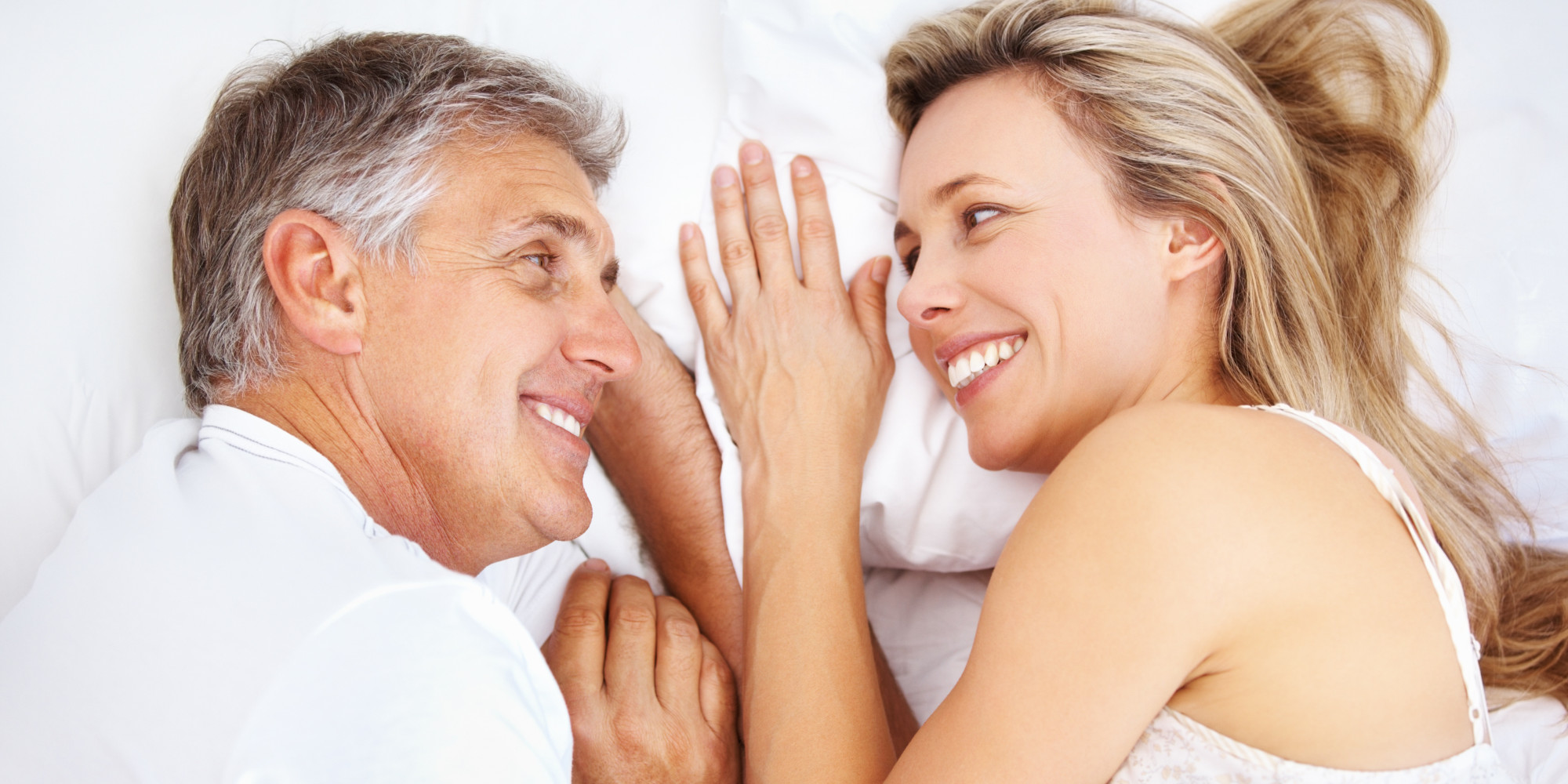 Thanks for mature couple sex bed something is